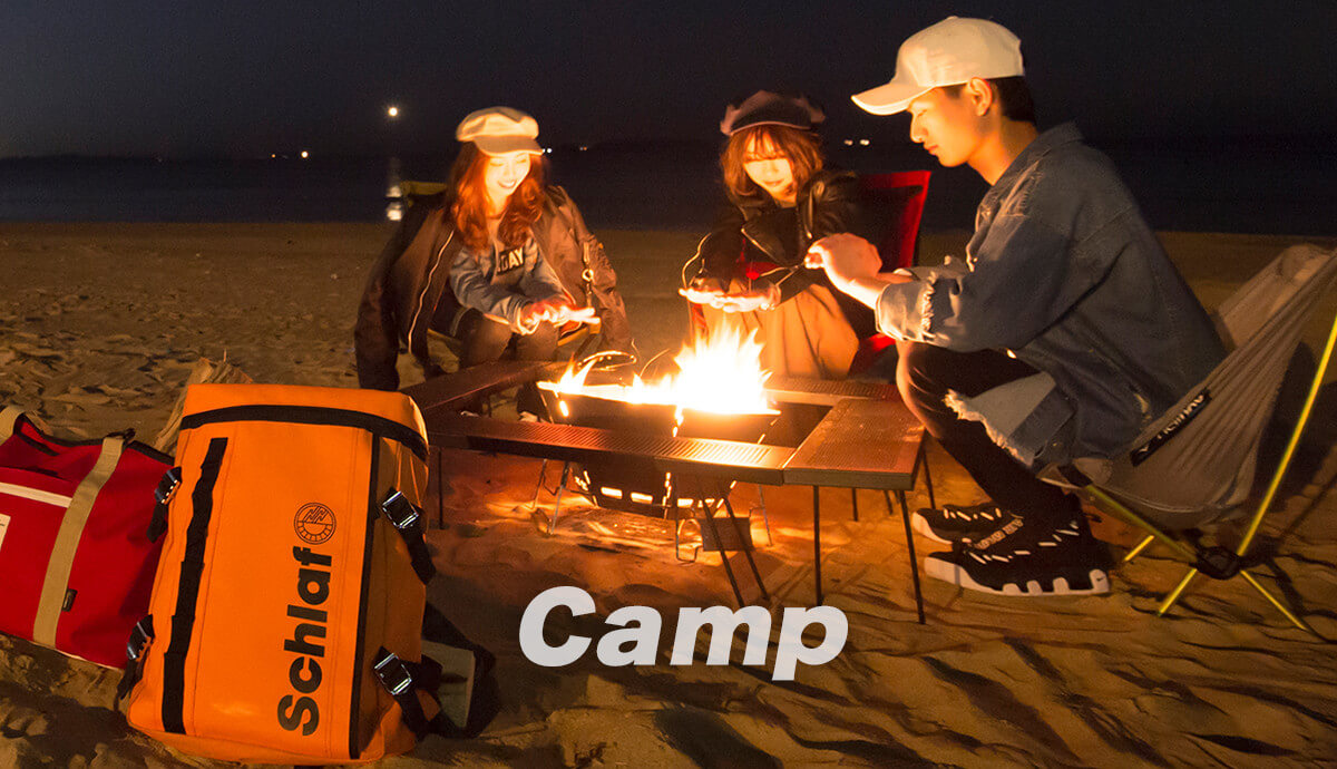 OFF TIMEイメージ(Camp)