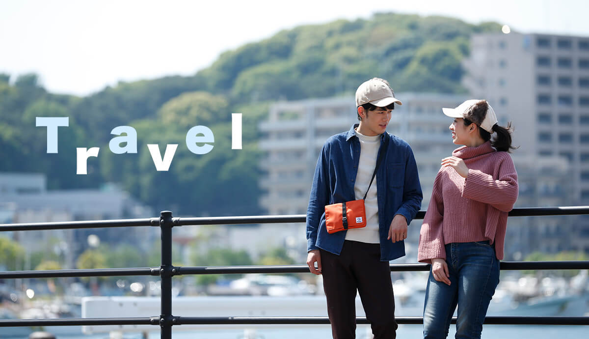 OFF TIMEイメージ(Travel)